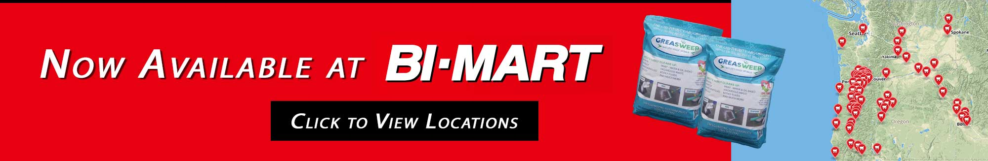 Now Available At Bi-Mart
